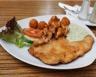 Escalopes de dinde panées sauce raifort