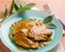 Escalopes de dinde sauce curry
