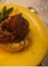 Escalopes de foie gras sur purée de pommes de terre