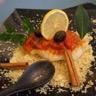 Filet de Cabillaud à la harissa et aux olives noires ! Pour 6