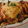 Filet de canard et sa purée de patates douces