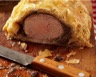 Filet mignon de porc à la coriandre en croûte