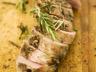 Filet mignon de porc aux légumes en cocotte-minute