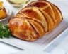 Filet mignon de porc et saumon en croûte facile