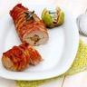 Filet mignon de porc farci au roquefort et figues fraîches
