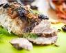 Filet mignon de veau aux pruneaux