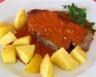 Filet mignon sauce crémeuse au paprika