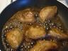 Filets de poulet marinés au citron au miel et aux graines de sésame