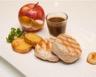 Filets de poulet sauce cidre pommes
