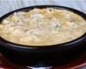 Filets de poulet sauce crème fraiche et chèvre