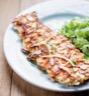 Laurent Mariotte : Filets de truite panés aux amandes