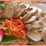 Filets mignons à la sauce au thon (Vitello Tonnato)
