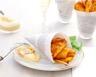 Fish and Chips au tandoori et au curcuma