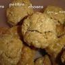 Flapjacks cacahuète/avoine