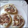 Fleischschnacka au Roquefort