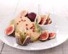 Foie gras au miel pain d'épices et figues