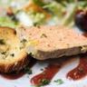 Foie Gras croque-sel au piment d'espelette et sa gelée