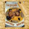 Foie gras de canard poêle velouté de butternut émulsion de cèpes