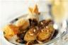 Foie gras poêlé aux croustillants de figues
