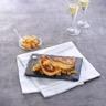 Foie gras poêlé chutney d'oignon et vinaigre balsamique
