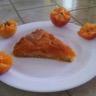Fondant aux abricots caramélisés sans gluten ni lactose
