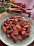 Ma recette de fraise et rhubarbe confite - Laurent Mariotte