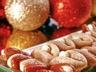 Fruits déguisés aux biscuits roses de Reims