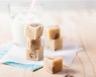 Fudge caramel au beurre salé et noix de pécan