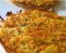 Galette de pomme de terre & carotte