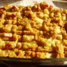 Galette de pommes de terre aux topinambours et au thym