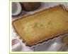 Gâteau à la noix de coco et à la crème bavaroise