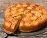 Gâteau allégé pomme et banane sans matière grasse