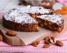 Gâteau au chocolat amandes et abricots secs