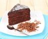 Gâteau au chocolat et au fécule de pomme de terre