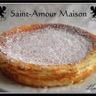 Gâteau au fromage blanc façon Saint-Amour