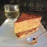 Gâteau au vin blanc praliné et mousse spéculoos