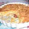 Gâteau aux abricots et à la poudre d'amandes