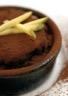 Gâteau cacao gingembre et mangue