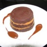 Gâteau chocolat et spéculoos sauce Carambars