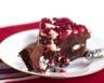 Gâteau chocolat-framboises au piment