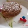 Gâteau chocolat - pomme de terre