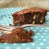 Gâteau chocolat-pommes de terre maison