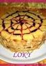 Gâteau de crêpe au lemon curd et chocolat