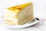 Gâteau de crêpes à la crème de marron