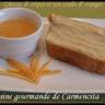 Gâteau de crêpes et son coulis d'orange
