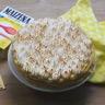 Gâteau de crêpes façon tarte au citron meringuée