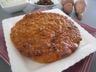 Gâteau de patates douces à la réunionnaise