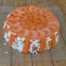 Gâteau de riz salade composée