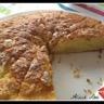 Gâteau en croûte de sucre