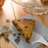 Gâteau épicé au potiron aux noix et aux pépites de chocolat